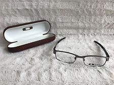 Oakley RX Eyeglasses Glasses Frame CARBON PLATE Light OX5079-0253 [53-18-142]