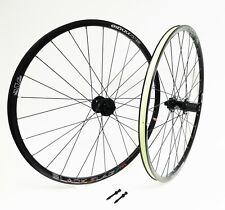 """Sun Ringle Black Flag Comp 27.5"""" MTB Wheelset 15x100 F 12X142 R Tubeless Ready"""