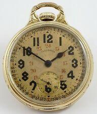 Illinois Sangamo Special, 23 Jewel, 17 Size, Rigid Bow Pocket Watch - rf47371