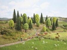 Noch 32911 Mischwald, 10 Bäume, 3,5 - 9 cm hoch