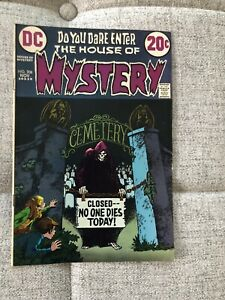 House of Mystery #208 ( DC 1972)