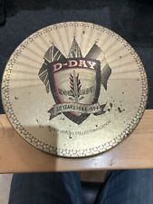 Zippo. D-DAY. Normandy. 50 years 1944-1994.Allied heroes collectors edition.