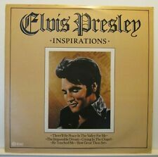 Elvis Presley-Inspirations-LP-Vinyl-Record