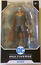 DC MULTIVERSE SUPERMAN BIZARRO SEALED MIB TARGET MCFARLANE