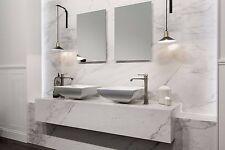 CALACATTA Marble Look Porcelain Tiles 600x600x10mm Gloss - Premium Quality