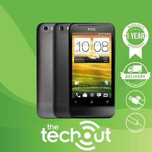 HTC One V (5) 4 GB - Black/Brown - Beats Audio - UNLOCKED - 12 MONTHS WARRANTY