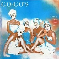 "The Go-Go 's ""Beauty and the Beat"" 2 CD NUOVO"