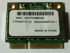 ACER ASPIRE 5532 WIFI Wireless Card AR5B93 T77H047.31 LF New Dell, Asus, & Acer