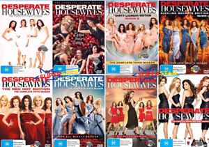 Desperate Housewives Complete Seasons 1 - 8 : NEW DVD
