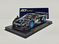 Slot Car Scalextric Fly 88015 A-264 Saleen S7R 24H Daytona 2001