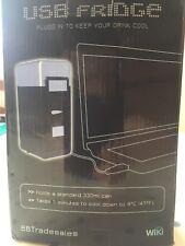Desktop mini Wiki USB Frigo piccola scrivania FRIGORIFERI con porta per adattarsi a una Coca può in
