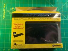Freedom Pro PDA Bluetooth Folding Keyboard NEW OPEN BOX