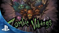 Zombie Vikings - PS4 PlayStation 4 DITIGAL DOWNLOAD 1-4 Player CO-OP