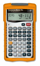 Calculated Industries Construction Master Pro 4065 Scientific Calculator