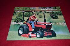 Case International 235 245 255 275 Tractor Dealer's Brochure BWPA
