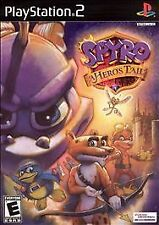 Spyro: A Hero's Tail Sony Playstation 2 PS2 Video Game Complete