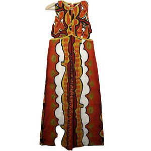 Dress vintage hawaiian Tiki Collection