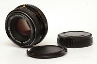 SMC Pentax-M 50mm F2 Lens For Pentax K Mount! Good Condition!