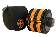 Fox NEW Carp Fishing Zig Disc Rig Storage System With Case