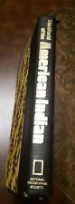 THE World of the American Indian  National Geographic Society 1974 Hardback
