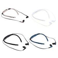 Level U Bluetooth Wireless In-ear Headphones Stereo Headset For Samsung phone US