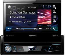 Pioneer AVH-X7800BT - 1-DIN 7-Zoll USB Bluetooth DVD Autoradio ausfahrbarer TFT