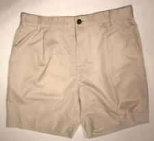 Adidas Polyester Blend Casual Flat Front Golf Shorts Size 34
