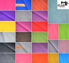 Hoja de fieltro de lana mezcla de la tela gruesa 25 Colores Manualidades Juguete Oso hace, 92 Cm de Ancho