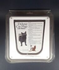 PetSafe Deluxe Cat Flap with Tunnel P1-4W-11 - New in Package