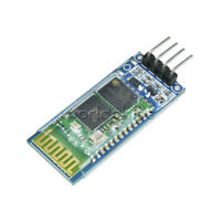 HC-06 RS232 Wireless Serial Bluetooth RF Transceiver 4 Pin Module With Backplane