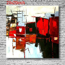 """HOT 20*20"""" Abstract Decor Art Oil Painting Pure Hand-painted /NO Frame P313H"""