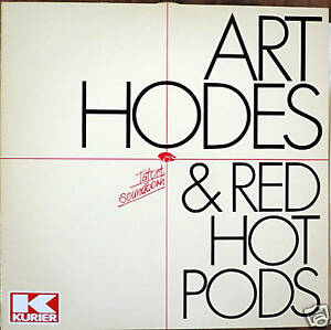 LP / ART HODES & RED HOT PODS / JAZZ RARITÄT /