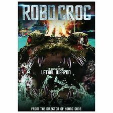 Robocroc (DVD, 2014)