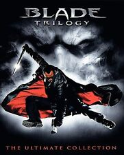 The Blade Trilogy (Blade/ Blade II/ Blade: Trinity) DVD, Wesley Snipes, Kris Kri