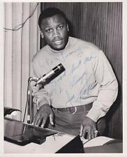 Joe Frazier (1944-2011) Signed Vintage 8x10 Boxing Photograph AFTAL/UACC RD