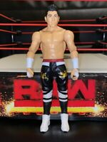 Mattel WWE Basic Series 79 TJP TJ Perkins WRESTLING FIGURE RARE