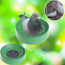 Pigeon Supplies Plastic Dehumidification Breeding Bird Egg Basin Nest Bowl Mat >