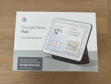 Google Home Hub Charcoal Brand New Boxed