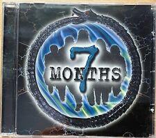 7 Months by 7 Months  2002 CD / CDM 0602-819