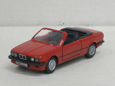 BMW 323i Cabrio in rot, OVP, Gama 1110, 1:43
