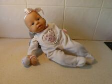 "Zapf Creations "" Baby Annabell"" Plush Plastic Toy Doll - 2006"