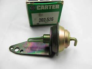 Carter 202-526 Carburetor Choke Pull-Off - 1973 OLDSMOBILE 2-BBL ROCHESTER CARB.