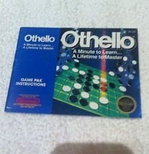 notice Othello  ( Nintendo Nes )