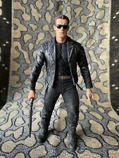 NECA Terminator T-800 Pescadero ESCAPE Action (No Box)