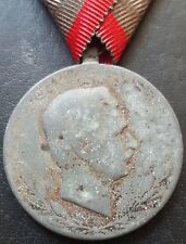 ✚7926✚ Austria Hungary Empire Wound Medal Verwundetenmedaille WW1 Karl IV.