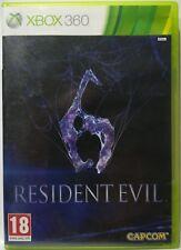 Resident Evil 6. Xbox 360. Fisico. Pal Es.