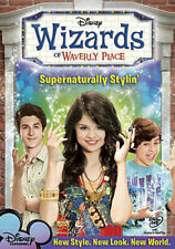 Wizards of Waverly Place: Supernaturally Stylin' (DVD,2009)