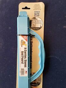 The Handy Camel Mini Bag Clip Blue