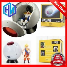 """Dragon Ball DragonBall Z 6.8"""" PVC Light-up Space POD For Figure New In Box"""