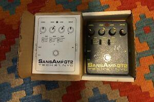 SansAmp GT2 Tech 21